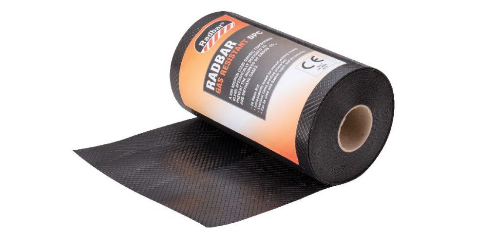 Radbar® Gas-resistant DPC