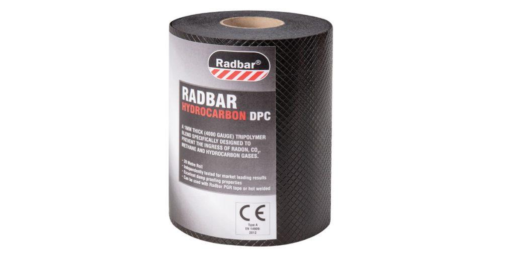 Radbar® Flexi Hydrocarbon DPC